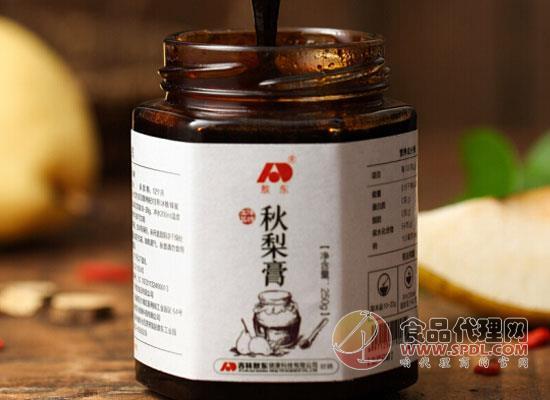 敖東秋梨膏有哪些好處,它有營養嗎