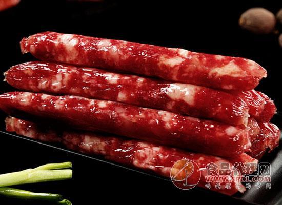 腿中王臘腸好在哪里,烹飪時無需加鹽