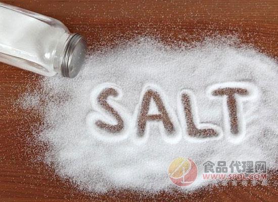 自然盐和加碘盐的区别有哪些