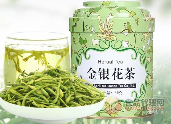 四月茶儂金銀花茶好在哪里,茶葉經過重重檢測