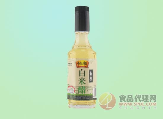 恒順白米醋價格是多少,貴在自然的味道