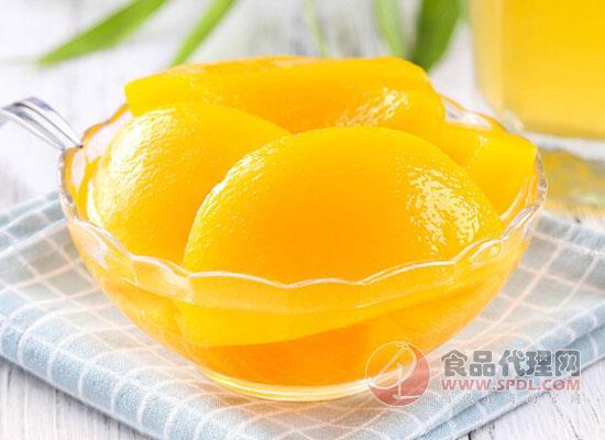 多國黃桃罐頭多少錢,盡情享受它的美味