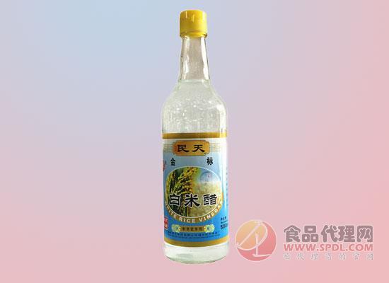 民天白米醋價格是多少,各種食材的絕妙拍檔