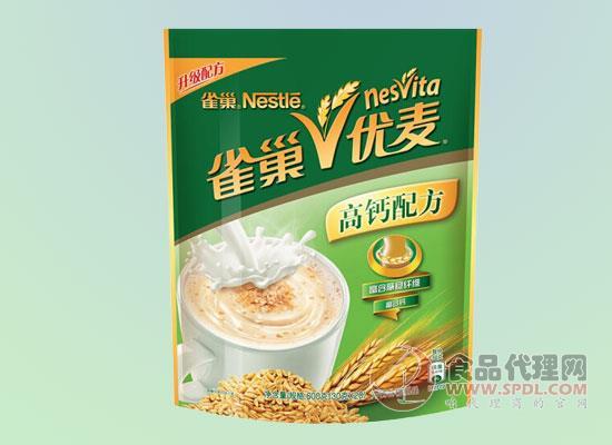 雀巢燕麦片价格是多少,快速即食