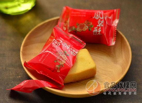 臺灣鳳梨酥有哪些特點,品嘗別樣風味糕點