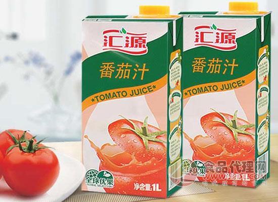 匯源番茄汁好在哪里,冷藏口味更佳