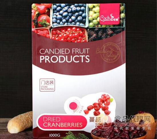 可茜蔓越莓干好在哪里,给你带来口感上的小确幸