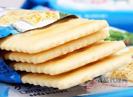 Aji蘇打餅干有哪些特點,吃貨必備小零食