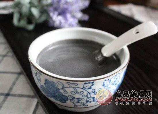 黑芝麻糊可以生發嗎,黑芝麻糊的營養價值有哪些