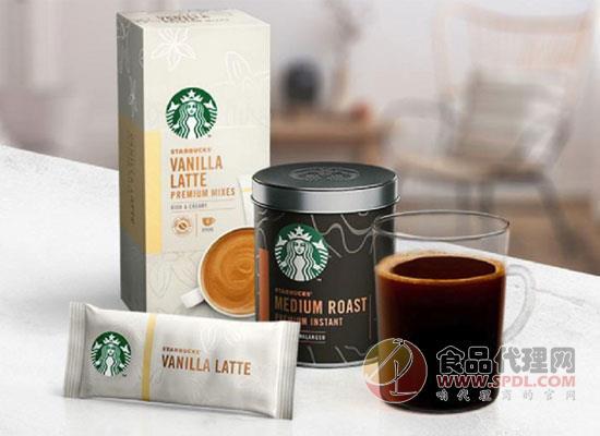 星巴克+雀巢聯手,新款速溶咖啡即將上架!