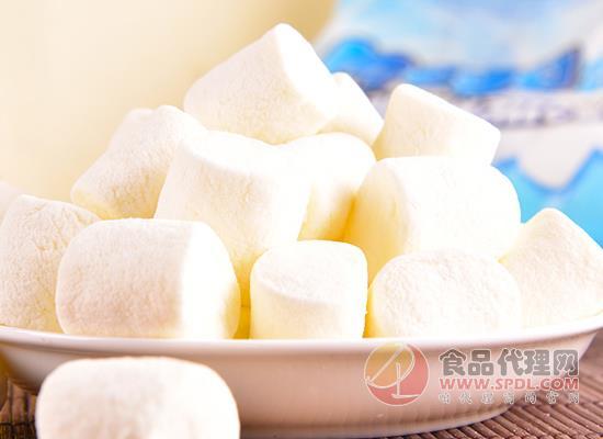 可尼斯棉花糖味道怎么樣,有著濃郁的果香味