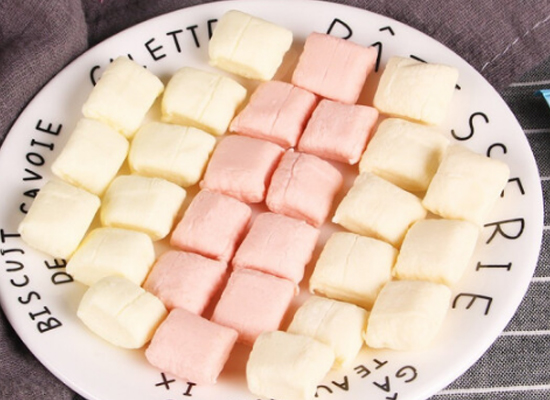 樂天棉花糖好在哪里,每一口都是甜蜜的味道