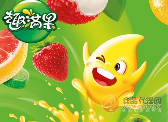 雀巢趣滿果果汁軟糖價格是多少,包裝個性十足