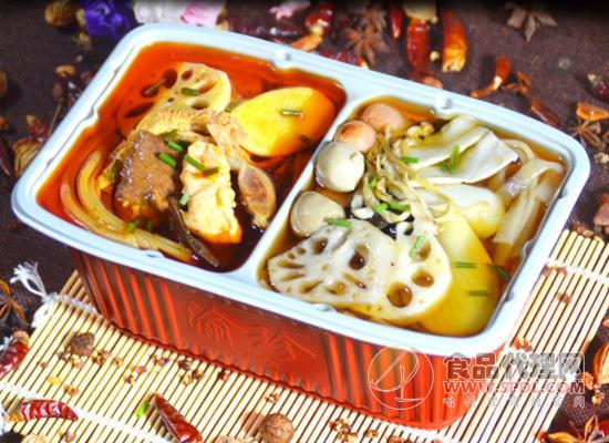 渝珍自热火锅有什么特点,一盒两味满足多样需求