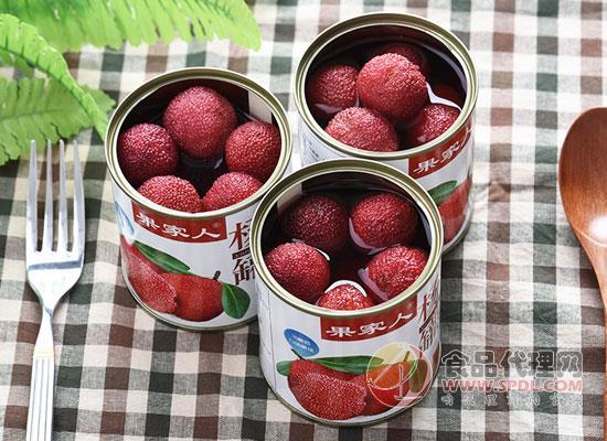果家人楊梅罐頭有什么特點,它有哪些新吃法