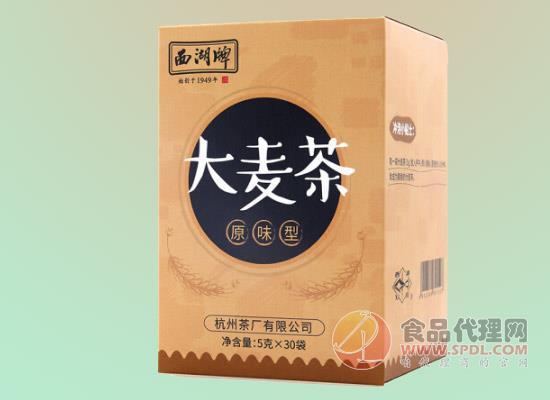西湖牌大麥茶價格是多少,精選優質大麥