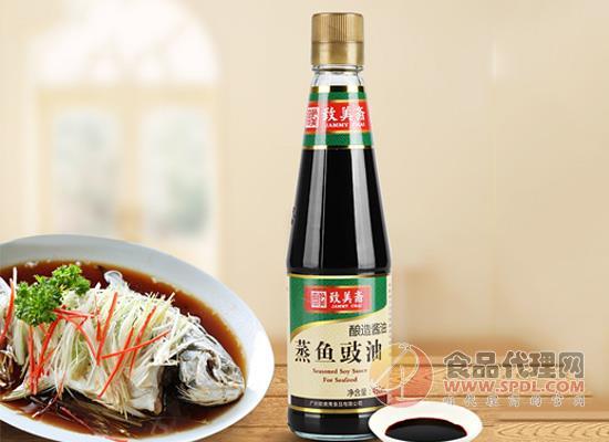 致美斋蒸鱼豉油怎么样,使用非转基因大豆
