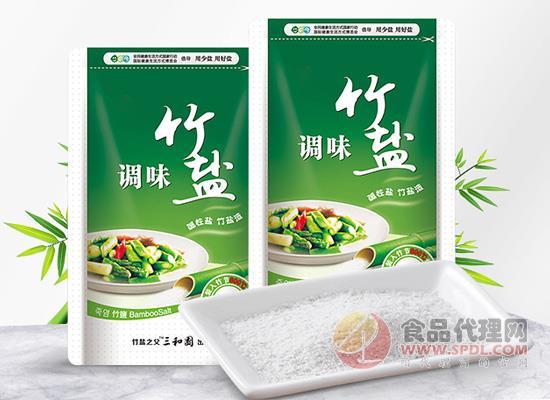 三和园加碘盐有什么特点,富含多种微量元素