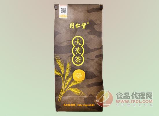 同仁堂大麦茶价格是多少,质量把关带来好汤色