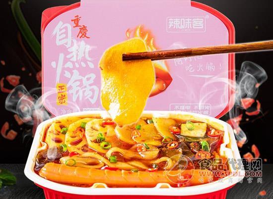 辣味客自熱火鍋多少錢,15分鐘即享美味