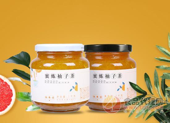 恒壽堂蜂蜜柚子茶價格是多少,精細劃分蜂蜜和柚子比例
