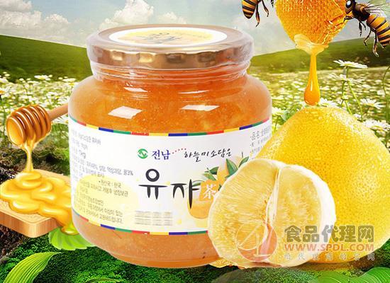 全南蜂蜜柚子茶價格是多少,多種食用方法