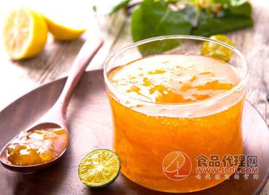 蜂蜜柚子茶的正確喝法介紹,這樣喝才更健康