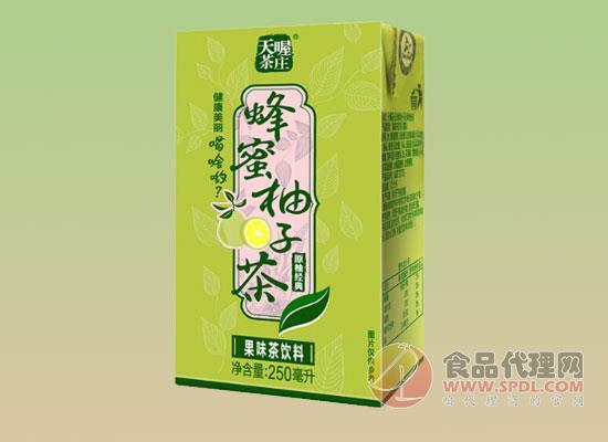 天喔蜂蜜柚子茶價格是多少,口感清爽酸甜
