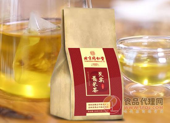 同仁堂薏仁茶口感如何,獨立袋裝茶包