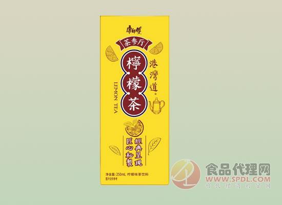 康師傅茶參廳檸檬茶多少錢,口感清爽酸甜