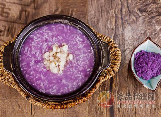宝宝可以吃紫薯粥吗,宝妈们看过来