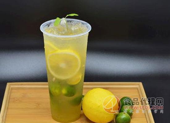 金桔檸檬茶的做法講解,新手也能一次成功