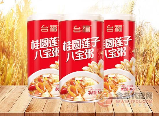 台福桂圆莲子八宝粥怎么样,给你一场味觉盛宴