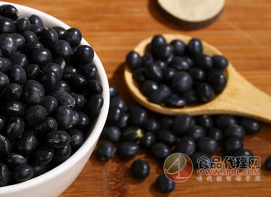 南稻北麥青仁黑豆價格是多少,顆粒飽滿均勻