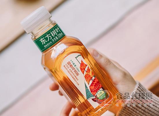 農夫山泉烏龍茶好喝嗎,每一口都是茶葉原有的味道