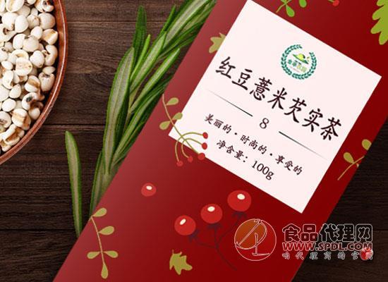 金萃農園芡實薏仁茶價格是多少,告別繁瑣沖泡方式