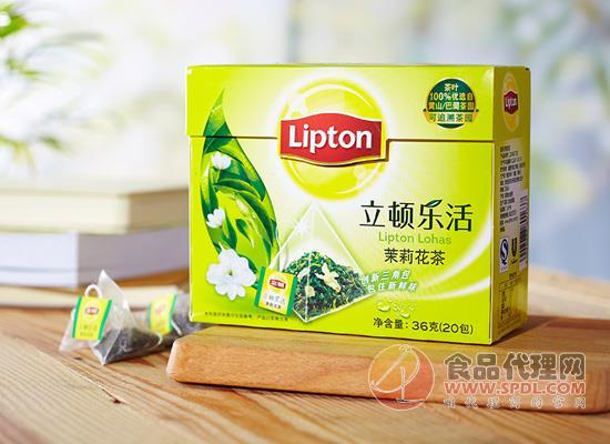 立顿茉莉花茶口感如何,茶汤清澈如初