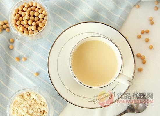 喝豆奶粉會發胖嗎,豆奶粉一天喝多少比較好