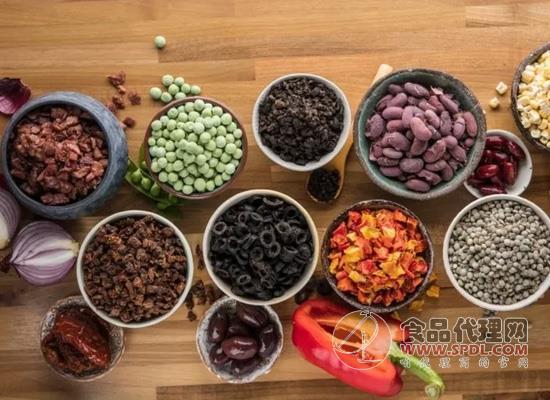 欧洲市场对素食的需求迅速增长,5种配料助推素食创新