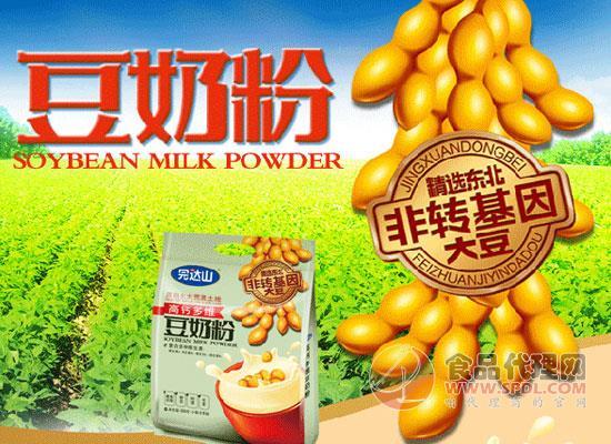 完达山高钙多维豆奶粉价格是多少,有效保留大豆本身的风味