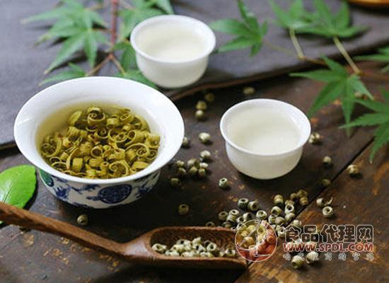 茉莉花茶有什么作用,喝茉莉花茶有哪些好處