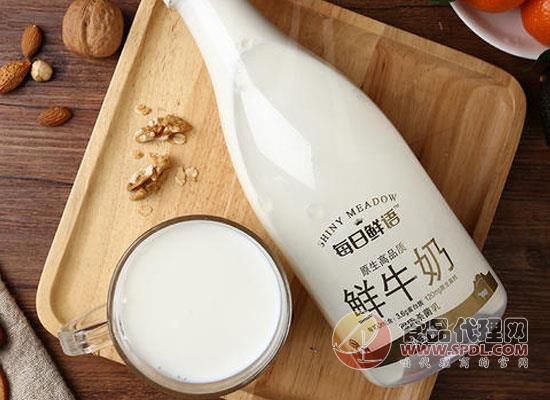 打造高品质鲜奶,蒙牛推出两款新饮品