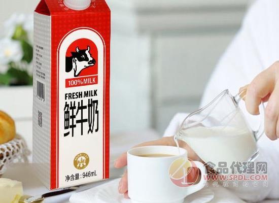 晨光低溫奶怎么樣,有且只有生牛乳