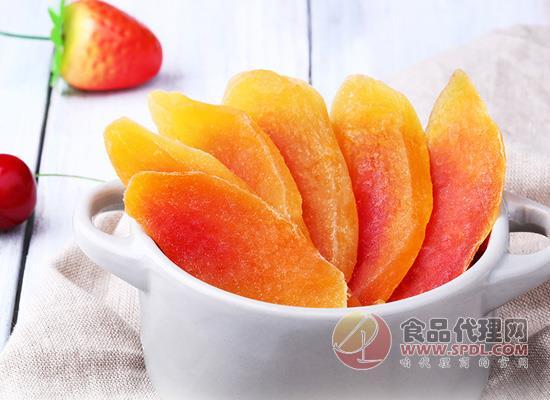 百草味木瓜干好吃嗎,開啟鮮果風味之旅
