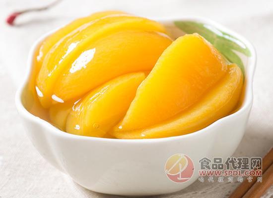 果秀黃桃罐頭多少錢,甄選安徽碭山黃桃