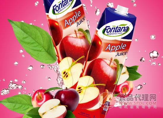 芳塔娜蘋果汁好喝嗎,口口都是好味道