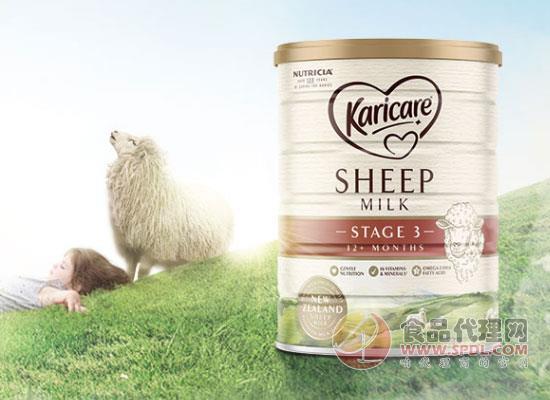 可瑞康羊奶粉价格是多少,看得见的好配方