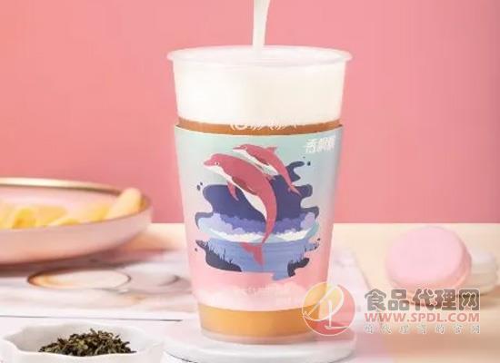 香飄飄再推沖泡新品,即將上線電商定制新品芝士烏龍奶蓋茶