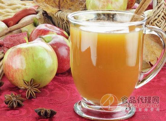 蘋果汁什么時候喝好,選對時間很重要