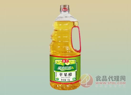 海天蘋果醋多少錢一瓶,多口味滿足你挑剔的味蕾